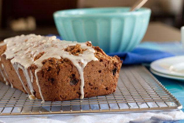 Gluten-Free Carrot Cake & Creamy Icing