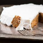 No Grains! Classic Carrot Cake made with… cricket flour (grain-free, dairy-free + paleo) Preview