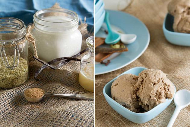 Chai Latte Ice Cream