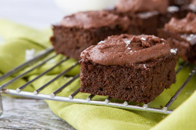 Chocolate Quinoa Cake (2)