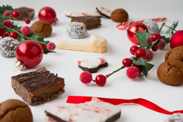 10 Christmas Desserts, 26 Ingredients + FREE Baking Checklist