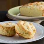 Keto & Low-Carb Coconut Flour Biscuits or Bread (grain-free, paleo, dairy-free + nut-free)