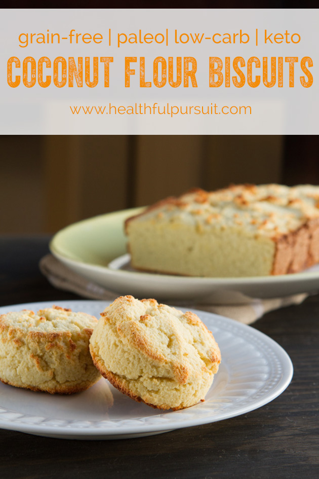 Keto Coconut Flour Biscuits Or Bread