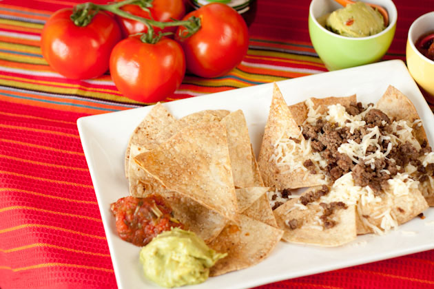 Corn-free Tortilla Chips and Summer Salsa