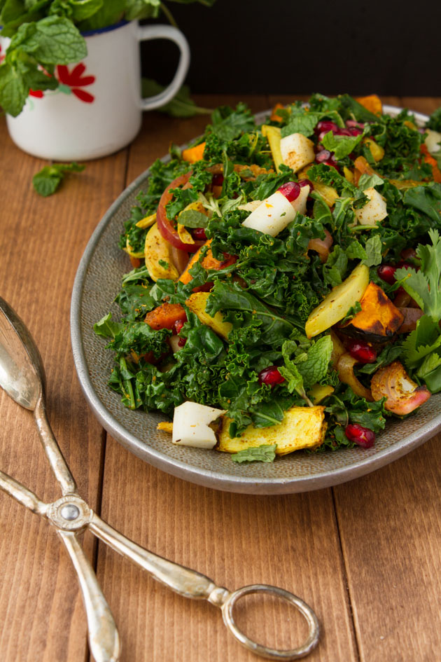 Curried Kale Salad-6355