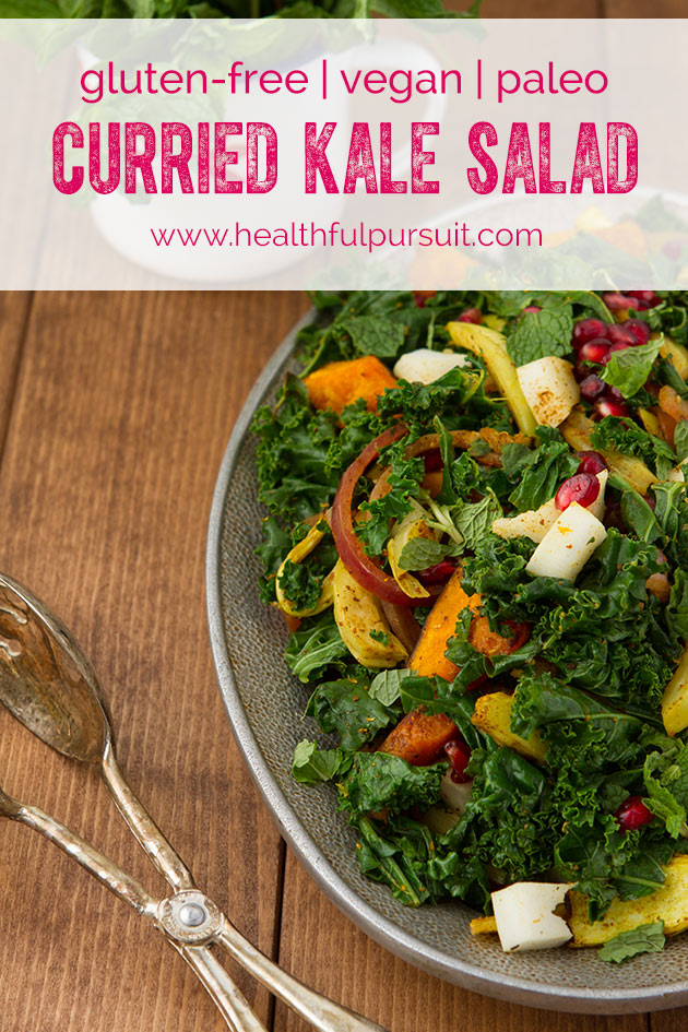 Curried-Kale-Salad