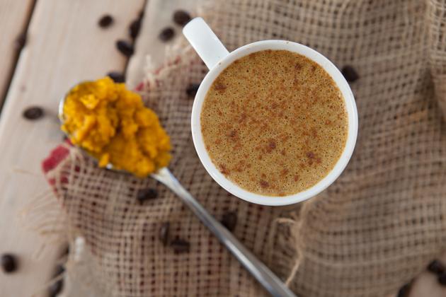 Dairy-free Pumpkin Spice Rocket Fuel Latte-3295
