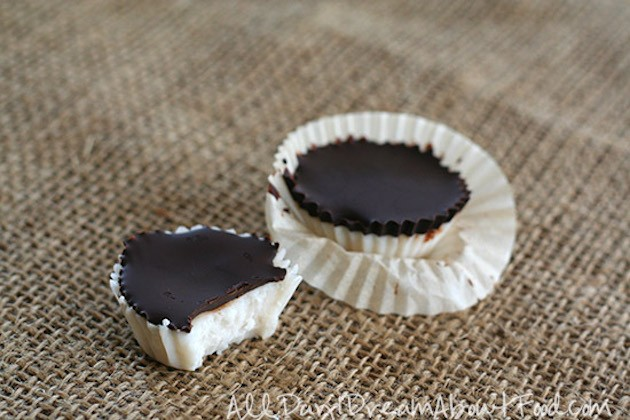 Easy Chocolate Coconut Candies