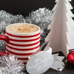 Dairy-free Keto Eggnog Rocket Fuel Latte Preview