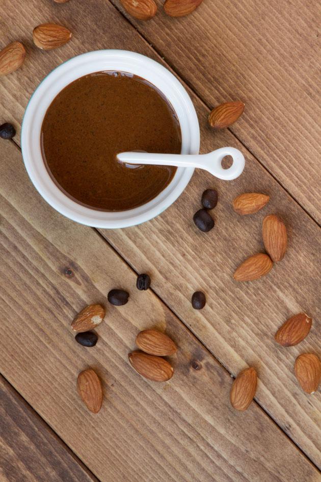 Espresso Fudge Protein Butter #lowcarb #keto #paleo #vegan
