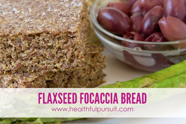 Flaxbread -- The Most Popular Recipes #grainfree #paleo #dairyfree