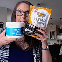 Favorite Quick Protein Options #collagen #hemp #primalkitchenfoods