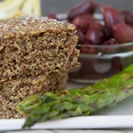 Load Up On Fiber with this Low-carb, Keto Flaxseed Focaccia Recipe – No Gluten, Dairy, Grains, Flours. Just Flax! Preview