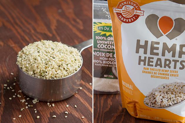Grain-free Granola Cakes #paleo #vegan