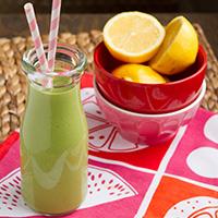 Fruit-free Green Smoothie Recipe