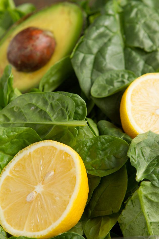 Fruit-free Vanilla Green Smoothie