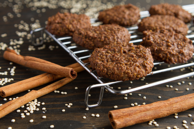 Gingerbread Quinoa Breakfast Cookies-5163