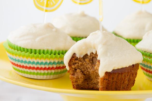 Gluten-free Lemon Cupcake