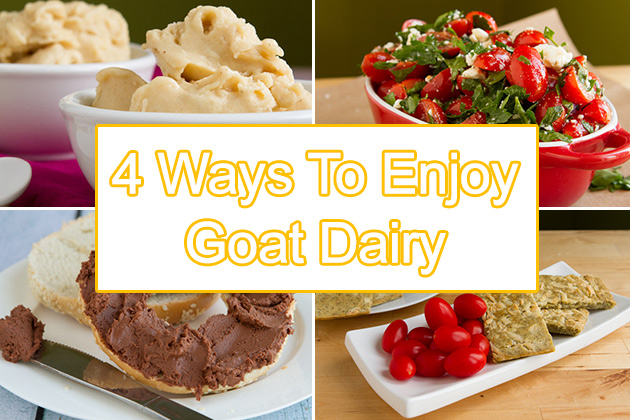 4 Goat Dairy Recipes from Healthful Pursuit