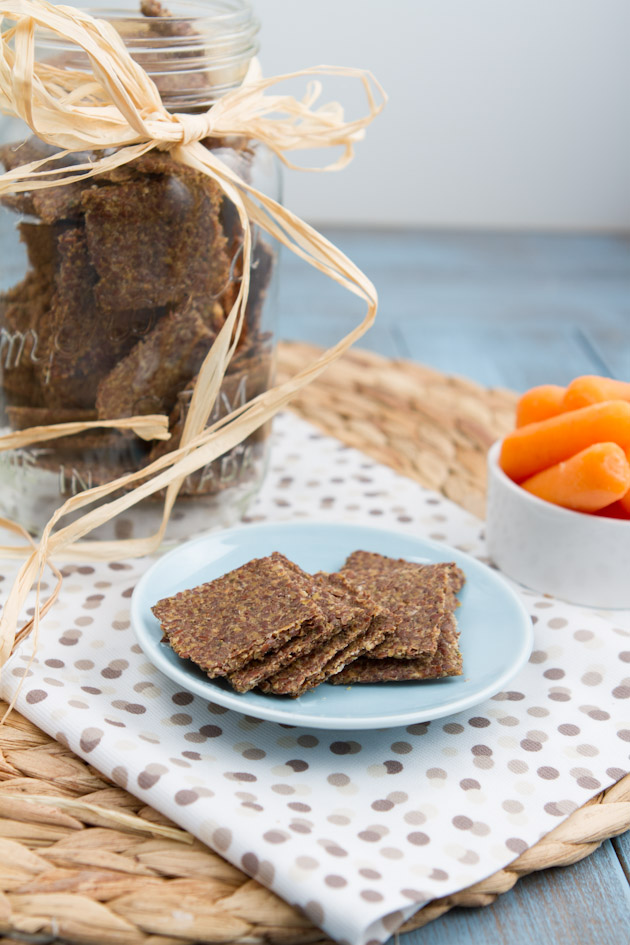 Thyme and Onion Crackers #grainfree #paleo #vegan #nutfree
