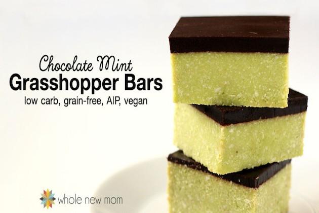 Grasshopper Bars