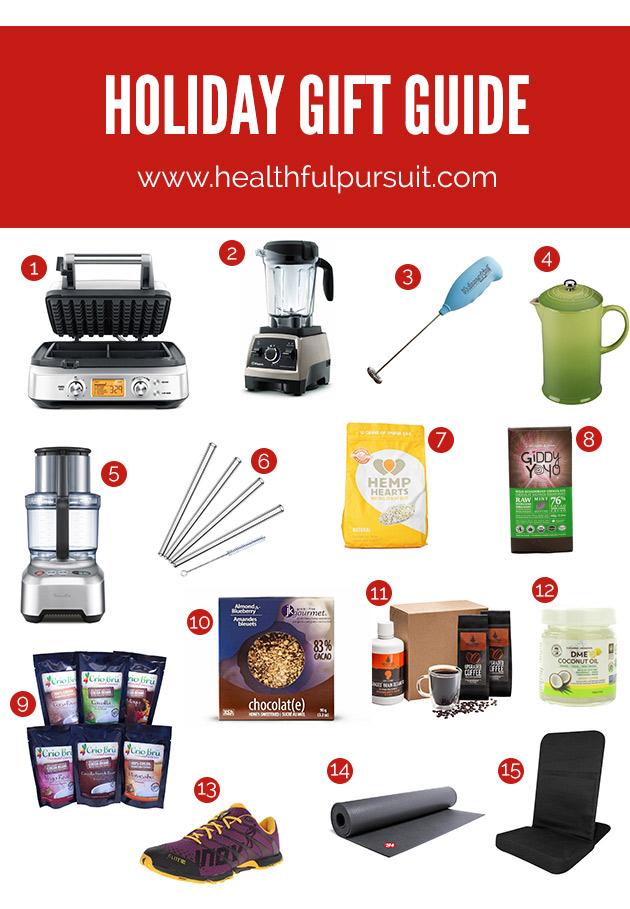 HealthfulPursuitHolidayGiftGuide2014