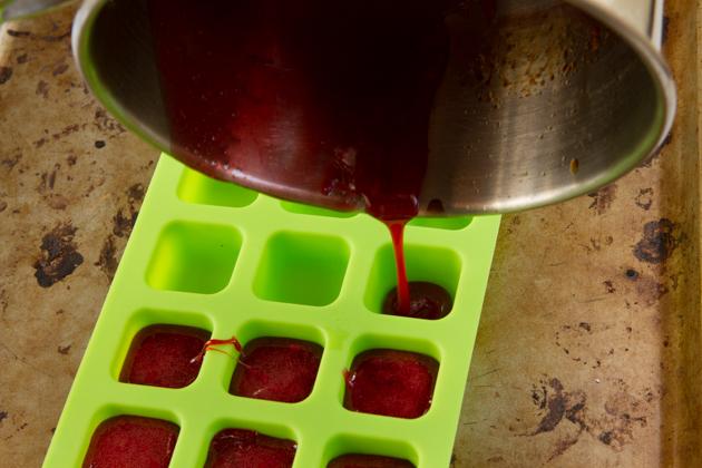 Homemade Electrolyte Energy Chews #electrolyte #training #recipe