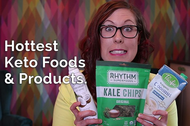 The Hottest Keto Foods and Products #keto #lowcarb #highfat #paleo