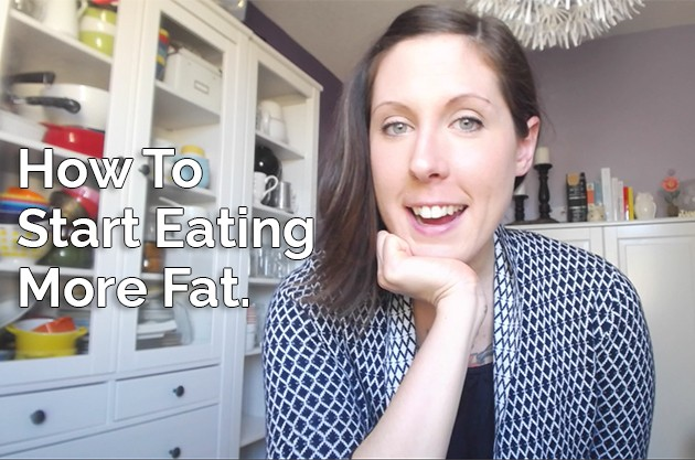 Video: How To Start Eating More Fat #keto #lowcarb #highfat #health