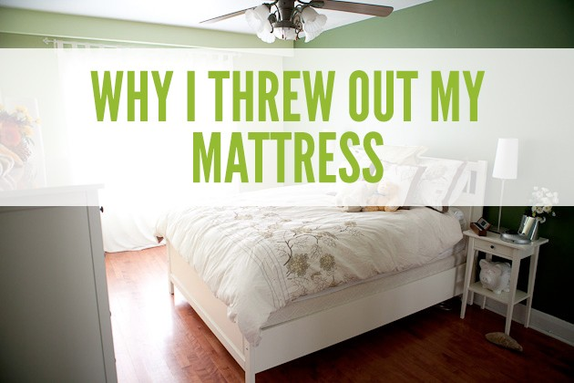 Are you sleeping on a toxic mattress?