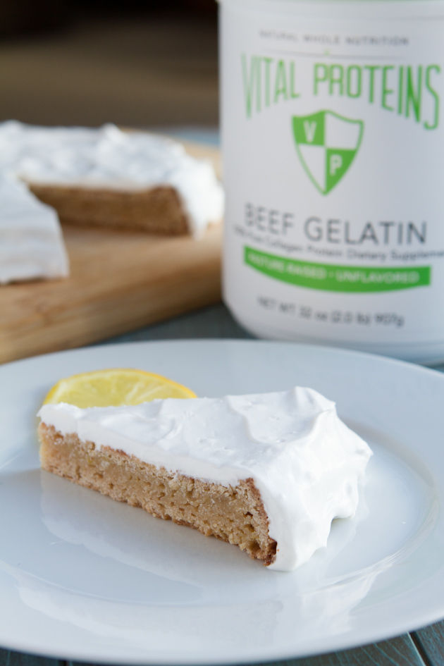 Keto Lemon Cake #lowcarb #eggfree #nutfree #grainfree #paleo #dairyfree #sugarfree