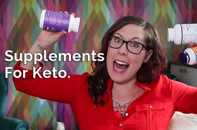 Keto-Supporting Supplements #keto #lowcarb #highfat #lowcarbpaleo #ketosupplements