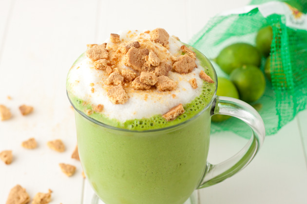 Key Lime Green Smoothie (4)