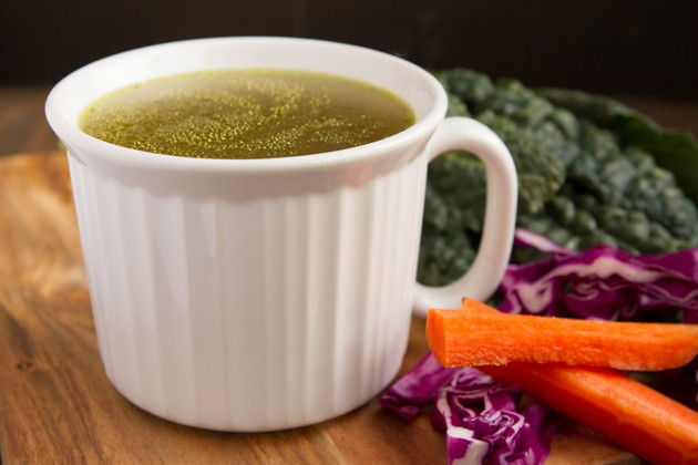 Upgraded Bone Broth with Instant Pot #keto #paleo #lowcarb