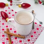 Vegan Eggnog Coffee Creamer