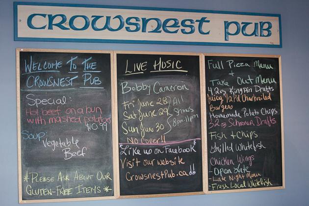 Tobermory Crowsnest Pub