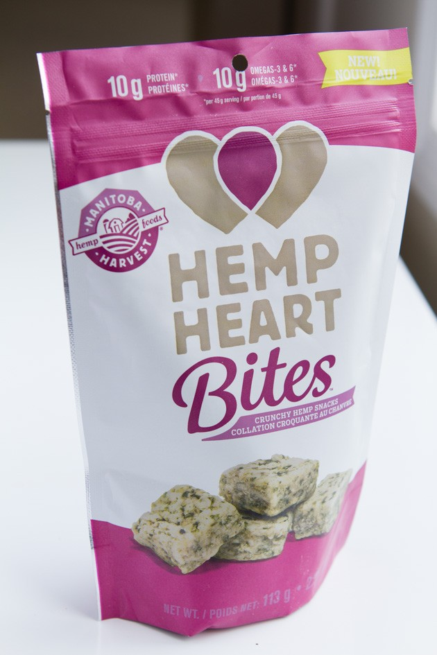 Manitoba Harvest Hemp Heart Bites #snack #glutenfree #healthysnack #hemp #vegan