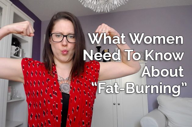 "Video: What Women Need To Know About ""Fat-Burning"" #paleo #lowcarb #keto #highfat"