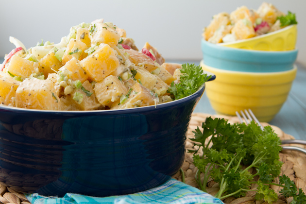No Potatoes Potato Salad-9681