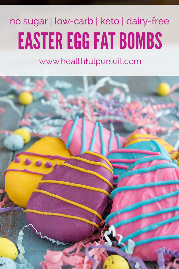 Easter Cookie Dough Fat Bombs #sugarfree #lowcarb #keto #dairyfree #sugarfree #grainfree #eggfree