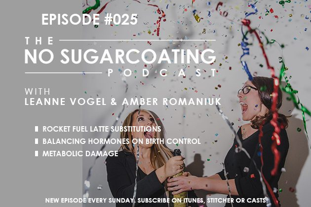 Metabolic Damage, Fat-Burning, and Hormone Balancing on Birth Control #nosugarcoatingpodcast #lowcarb #metabolism #keto
