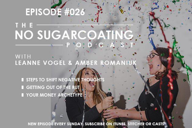 The Cost of Negativity #nosugarcoatingpodcast