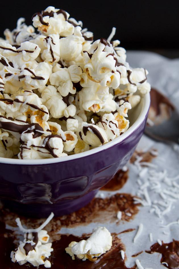 PMS Popcorn Recipe