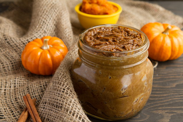 Pumpkin Spice Sunflower Butter #keto #dairyfree #sugarfree #lowcarb