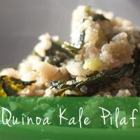 QuinoaKalePilaf