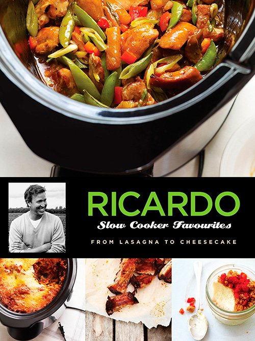 Ricardo Slow Cooker Favorites
