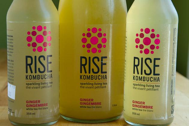 RISE Kombucha 30-day Challenge