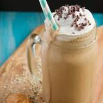 Vegan Rocket Fuel Iced Blended Coffee