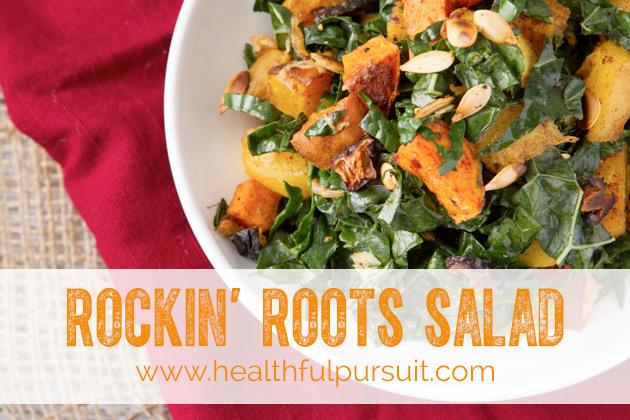 Rockin' Roots Salad