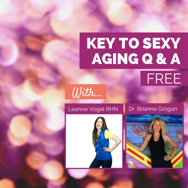 Sexy Aging Q&A - Blog Post